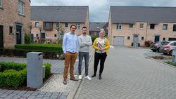 Projectontwikkelaar leidt gezinnen om de tuin: bewoners eigenaar van huis én straat