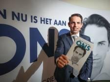 Van Grieken compte faire du Vlaams Belang le premier parti flamand