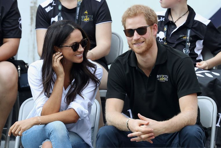 Harry en Meghan trouwen in het voorjaar van 2018.
