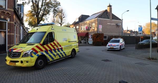 Fietsster naar ziekenhuis na botsing met automobilist in Boxtel.
