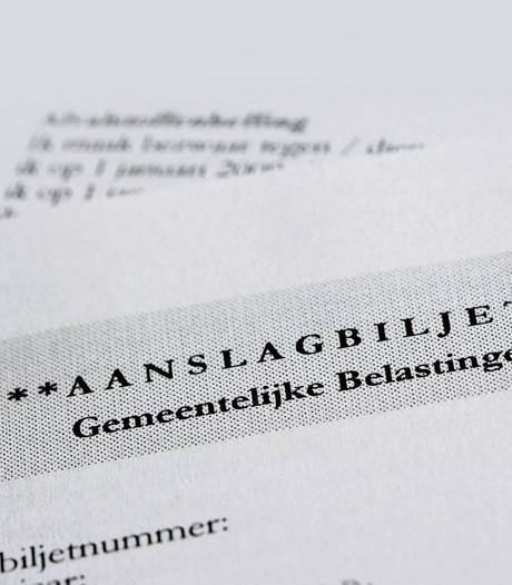 Belastingoplichters actief in Harderwijk