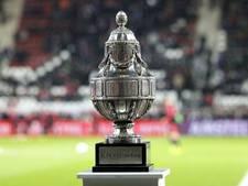 Loting: Feyenoord tegen stuntploeg Swift, Ajax treft De Dijk, PSV naar Volendam