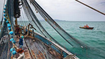 Australische marine onderschept 2 vissersboten en neemt 900 kilo heroïne in beslag