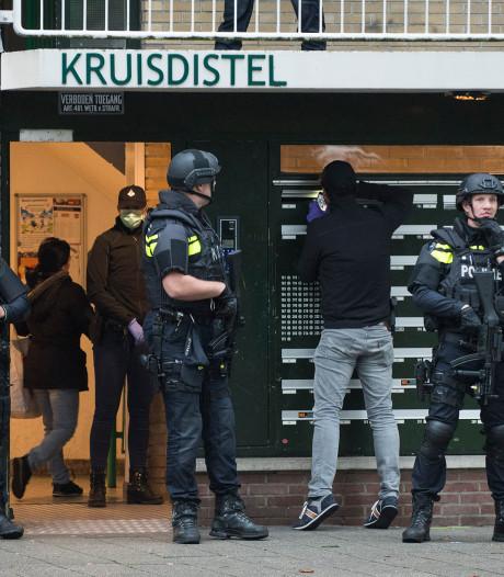 Opgepakte mannen Nieuwegein verdacht van betrokkenheid bij liquidatie Samir Erraghib