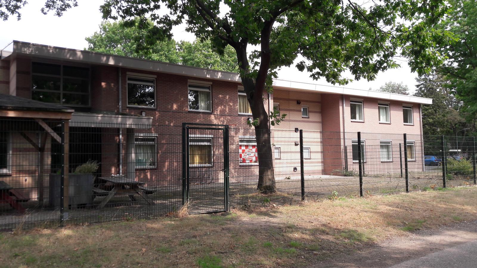 Jeugdinternaat Vreekwijk in Deurne, waar jongeren de zwaarste vorm van zorg krijgen.