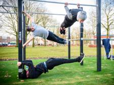 Veldhoven strijdtoneel voor kwalificatietoernooi calisthenics
