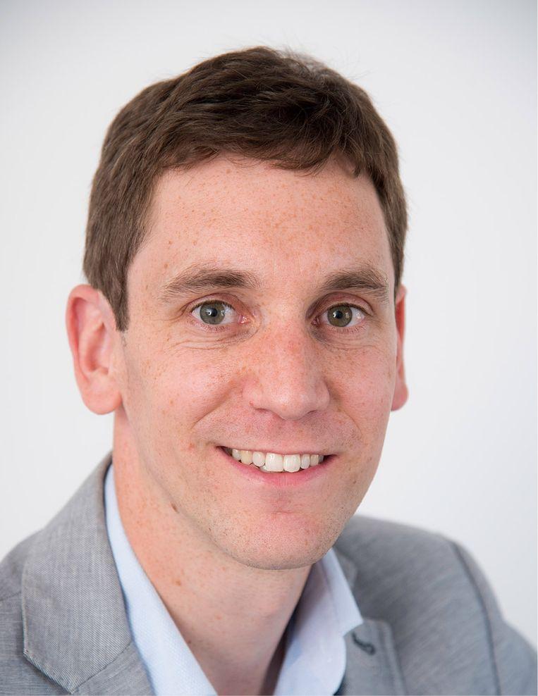 Kristof De Witte: 'Leerlingen die onderwijs missen, worden minder talig, minder creatief, en hun wiskundige vaardigheden stagneren.' Beeld