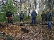 Duitse boseigenaren in actie tegen overlast Nederlandse crossmotoren: 'Boswegen niet openbaar'