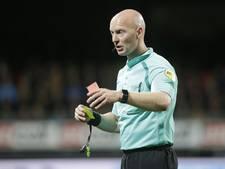 VVV Venlo - Willem II onder leiding van Siemen Mulder