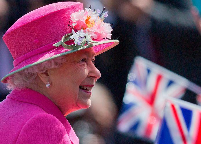 De Britse koningin Elizabeth houdt morgen een tv-toespraak vanwege de coronacrisis.