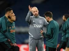 Ten Hag: Bayern is een fantastische club, maar ik blijf bij Ajax