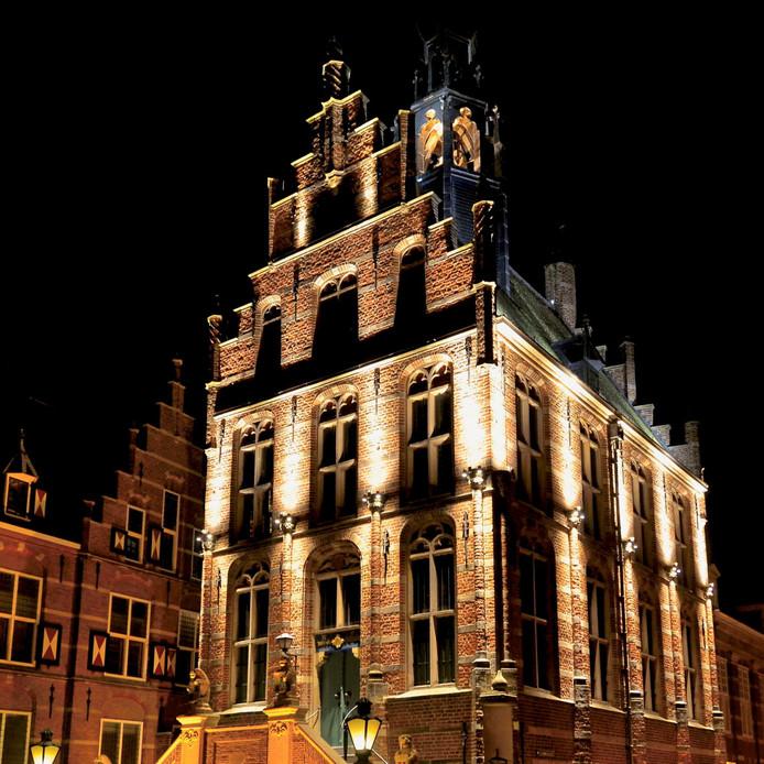 Het stadhuis van Culemborg