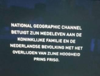 National Geographic verklaart Friso onterecht dood