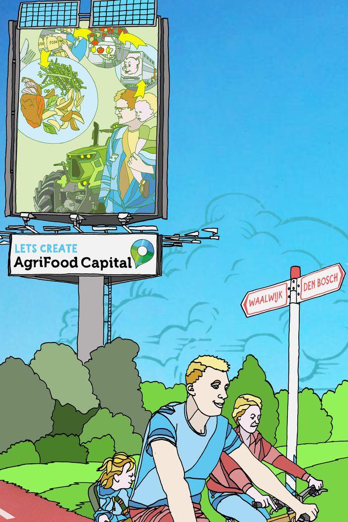Het samenwerkingsverband AgriFood Capital in Noordoost-Brabant oogst kritiek, maar ook lof.