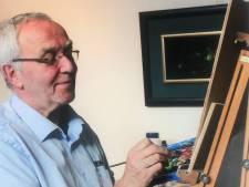 Willie Berkers: van bouwvakker tot kunstschilder
