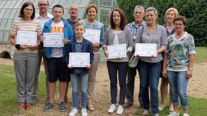 Deelnemers Start-to-Tempo ontvangen certificaten