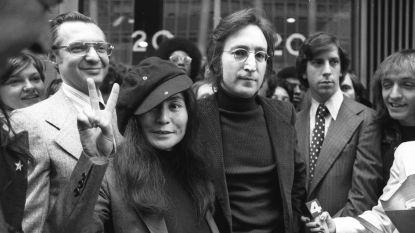 """Moordenaar John Lennon zegt na 40 jaar """"sorry"""" tegen Yoko Ono: """"Het was een heel egoïstische daad"""""""
