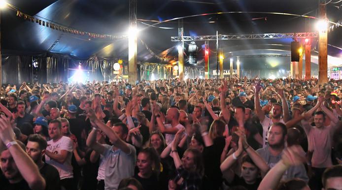 Muziekfestival Hrieps.