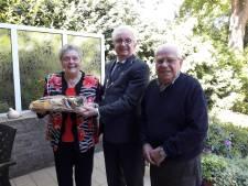 Tonnie en Piet uit Mook al 65 jaar 'briljanten paar'