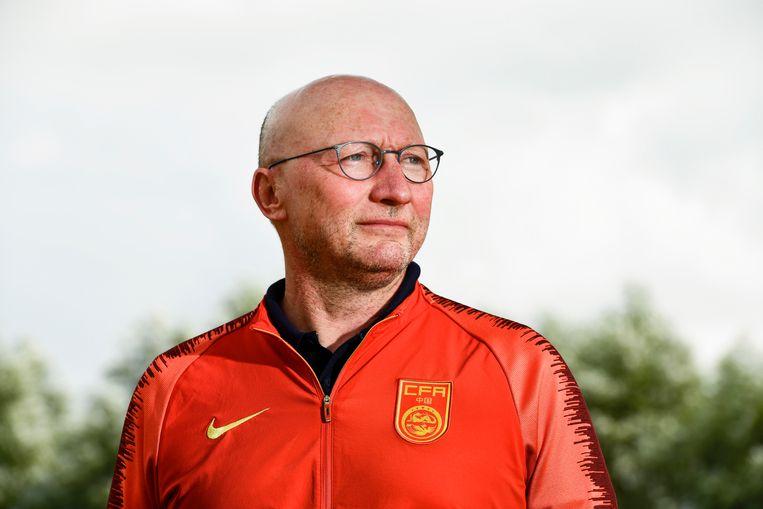 Chris Van Puyvelde was de vorige technisch directeur bij de KBVB.