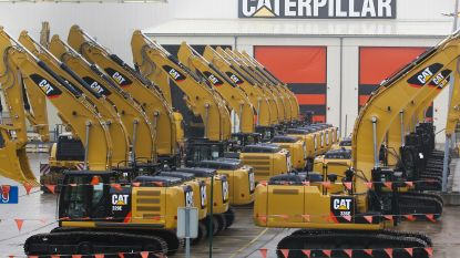Chinese interesse voor site Caterpillar Gosselies