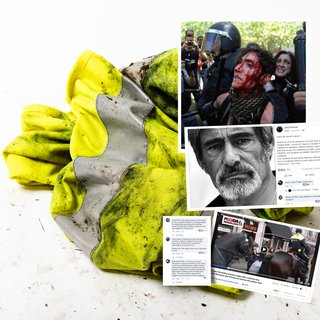 Franse gelehesjesbeweging deelt gretig nepnieuws