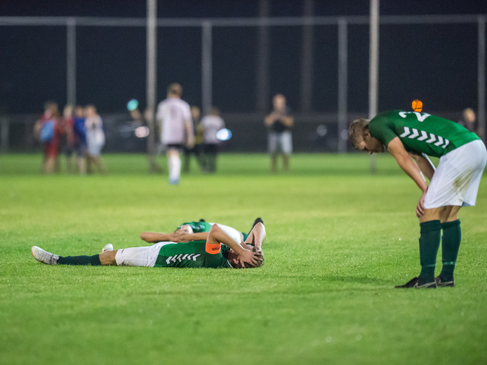 HSC'21 werd vorig seizoen al meteen uitgeschakeld door hoofdklasser Staphorst.