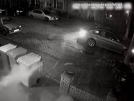 Schokkende beelden van beschieting huis Ahornstraat in Breda bij Opsporing Verzocht