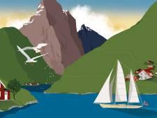 Op vakantie in Noorwegen: 'fiskekaker' en rendierworst