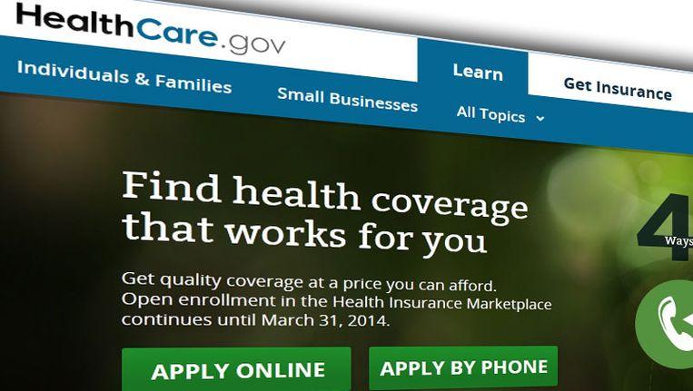 null Beeld Healthcare.gov