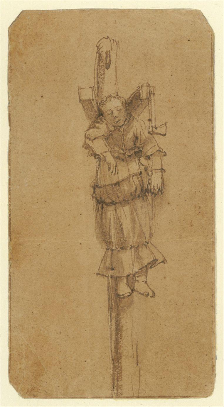 Elsje Christiaens (1664), Rembrandt van Rijn. Beeld Metropolitan Museum of Art New York