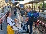 Station Oss voor tonnen op de schop om reiziger in rolstoel te helpen