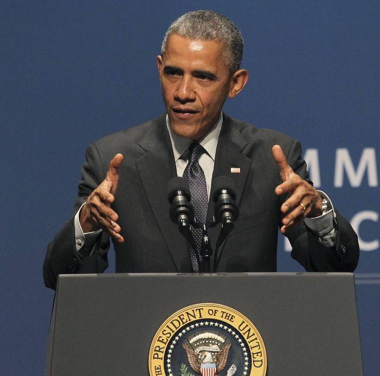 President Obama staat onder grote druk iets te ondernemen, onder meer door ingrijpende aanvallen op netwerken van grote ondernemingen in de VS