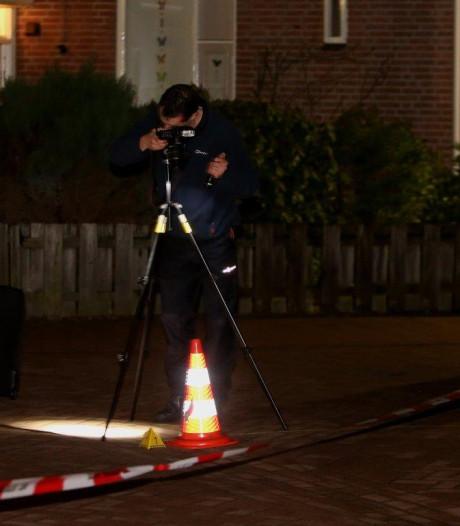 Schietpartij in woonwijk Rosmalen: 'Ik moest wegduiken voor de schoten'