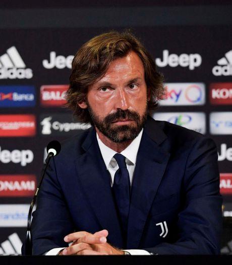 Juventus schuift Pirlo (41) razendsnel door als opvolger Sarri