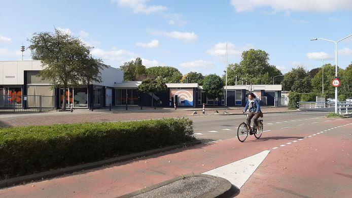 Activiteitencentrum Spoorzicht aan de Dubbeldamseweg-Zuid 187 in Dordrecht wordt na 40 jaar gesloopt om plaats te maken voor nieuwbouw.