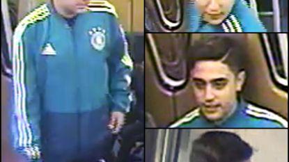 Jongeren die brand stichtten in metrostel geïdentificeerd