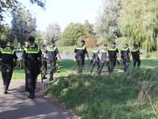 Grote zoekactie naar verwarde man in Rijswijk