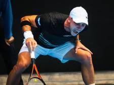 Roland-Garros: Steve Darcis s'en sort, Bemelmans prend la porte
