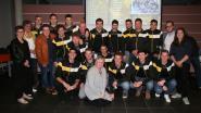 Voetballers SK Rummen gehuldigd