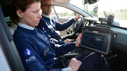 Nieuwe politiewagen met ANPR-camera voor PZ BRT