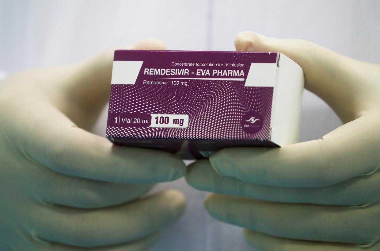 Behandeling met eerste coronamedicijn remdesivir zal zo'n 2.340 ...