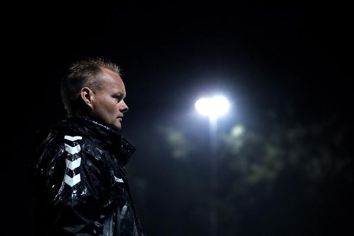 GVA-trainer Wim Bleijenberg