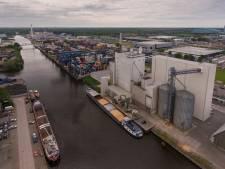 Marktplaats en reistijdinformatie voor schippers op Twentekanaal