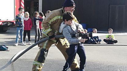 Kinderen helden voor een dag