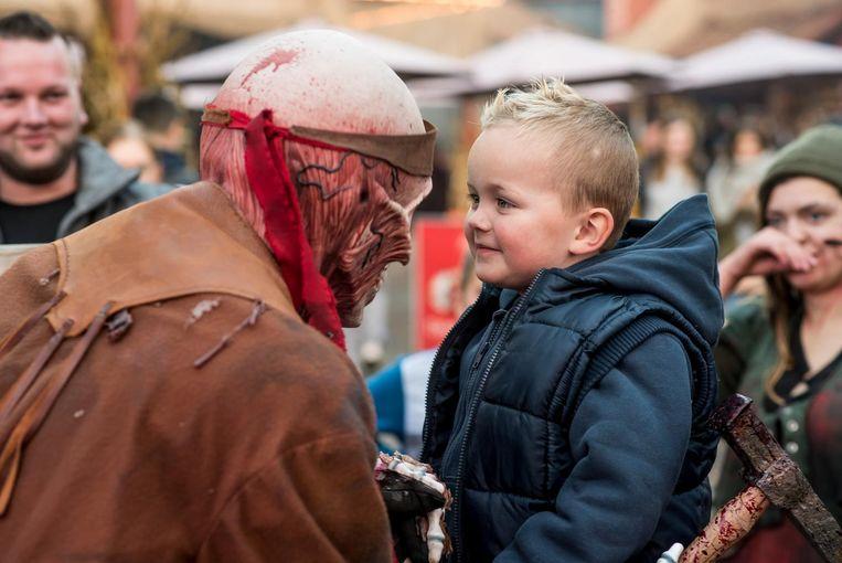 Bobbejaanland Halloween.Bibber Mee In Bobbejaanland Kasterlee In De Buurt Hln