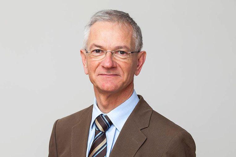 Dick Zandee, voormalig hoofd planning van de European Defence Agency. Beeld Instituut Clingendael