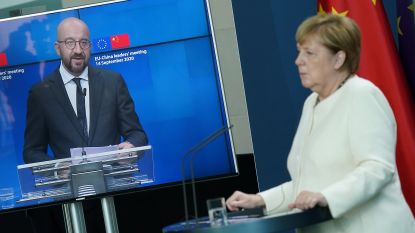 Charles Michel roept China op tot meer samenwerking met Europa