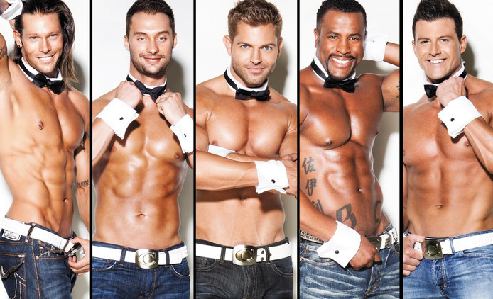 "Chippendales 2015 ""Get Lucky Tour"""