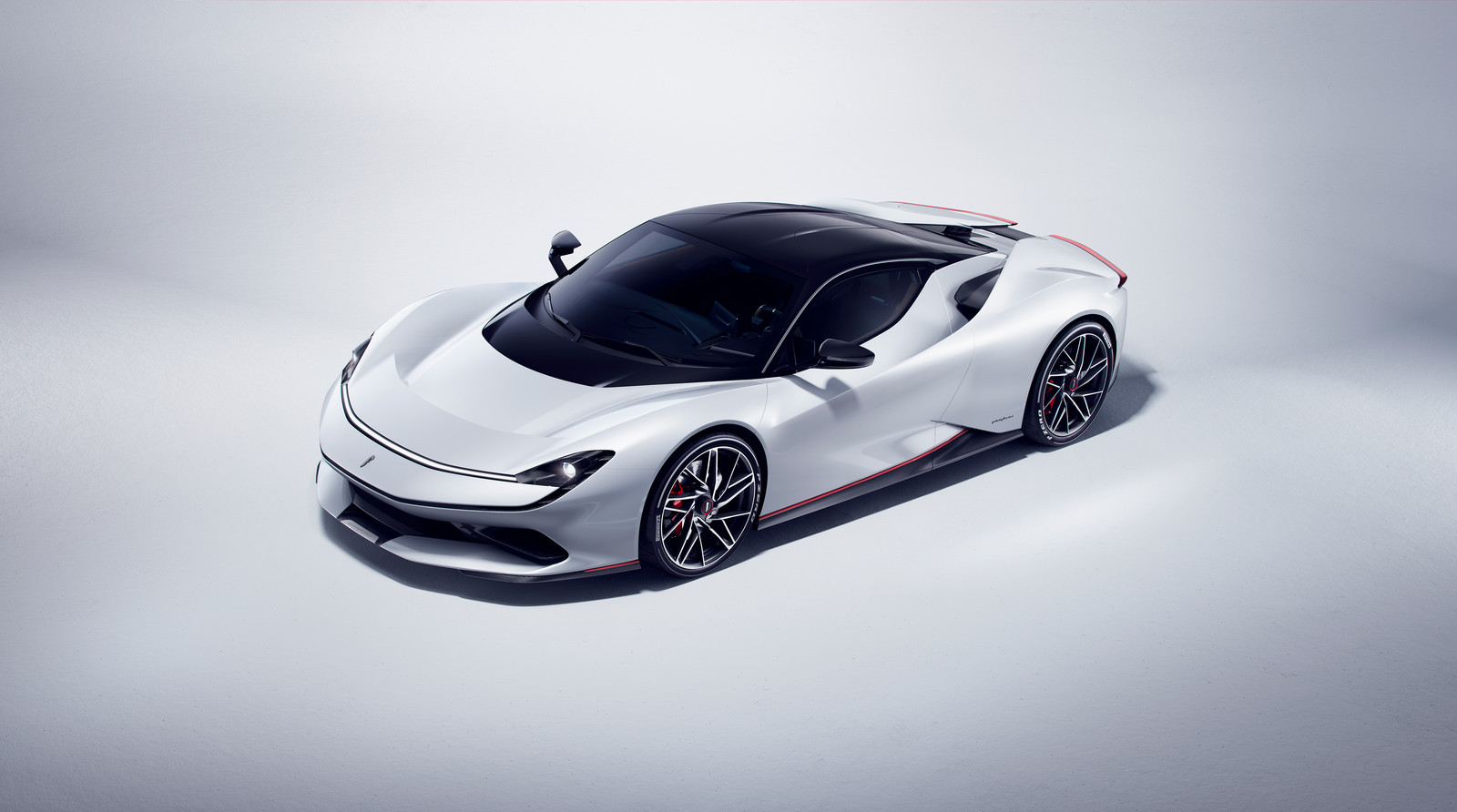 De Pininfarina Battista komt in 2020.